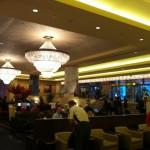 Hall de l'hôtel Hilton