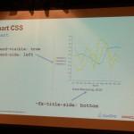 Les charts et CSS