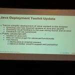 Mise à jour du deployment toolkit