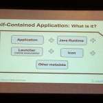 Dissection d'une application native self-contained