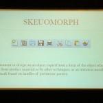 Skeuomorphe