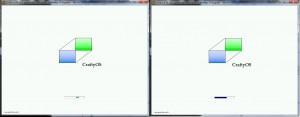 LoadingScreen de CraftyOS sur Cpcdos