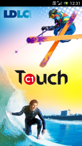 LDLCTouchScreensplash