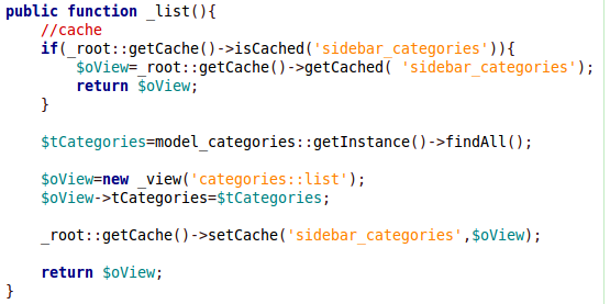 categoriesList