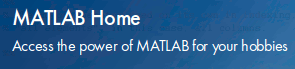 licence MATLAB Home