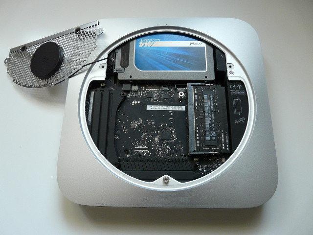 Mac Mini Late 2012 Avec Disque SSD