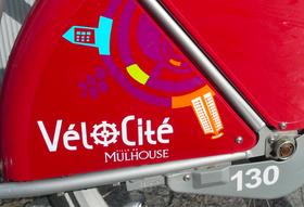 Logo VéloCité Mulhouse