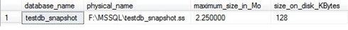 snapshot_size_files_dmv