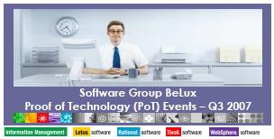 Conférences IBM BeLux 2007