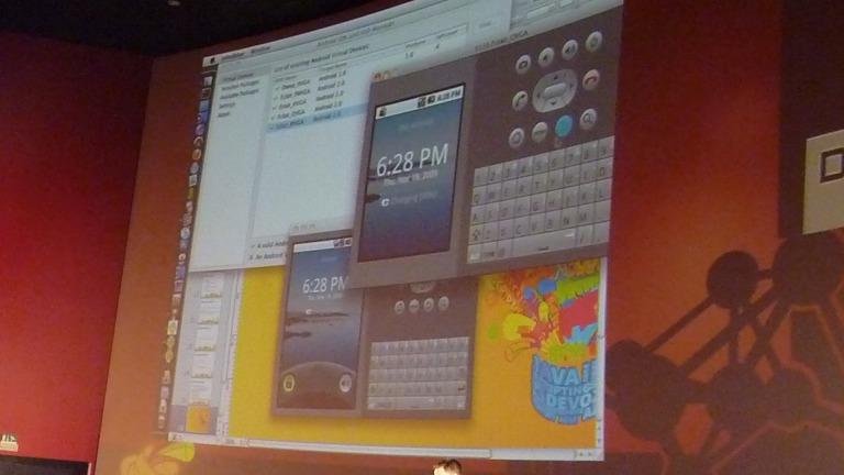 Devoxx 2009 - Android Romain Guy