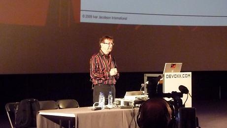 Devoxx 2009 - Ivar Jacobson SEMAT