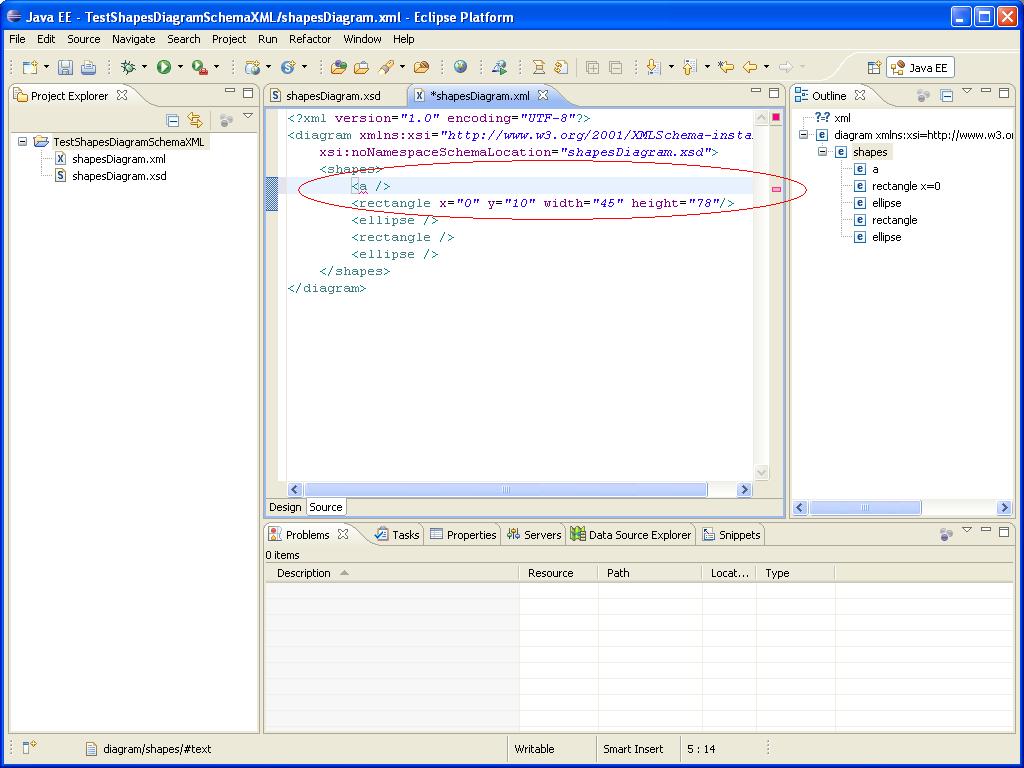 DOM-SSE  - Schema XML - Validation