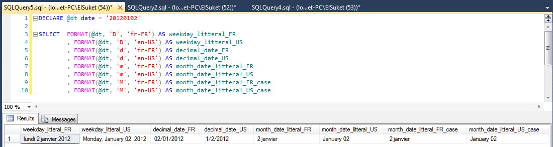 Les nouvelles fonctions T-SQL de SQL Server 2012 – Episode 2