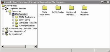 Component Services-DTC