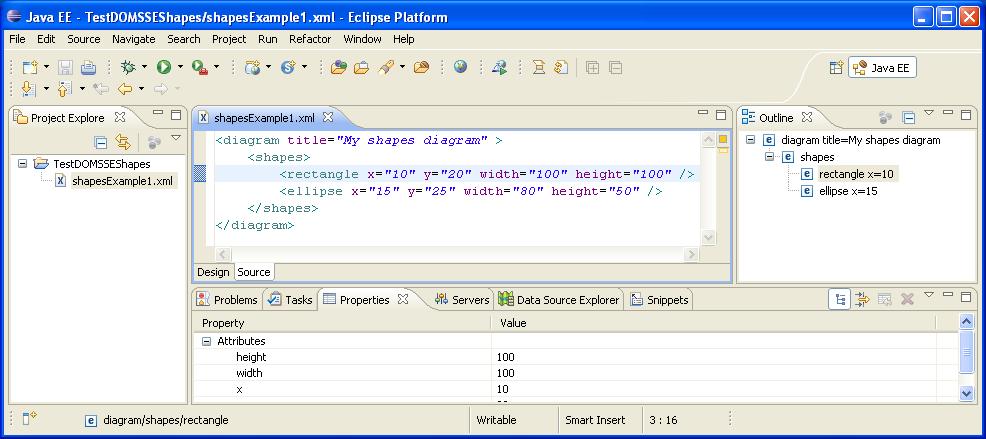 WST - XML Editor