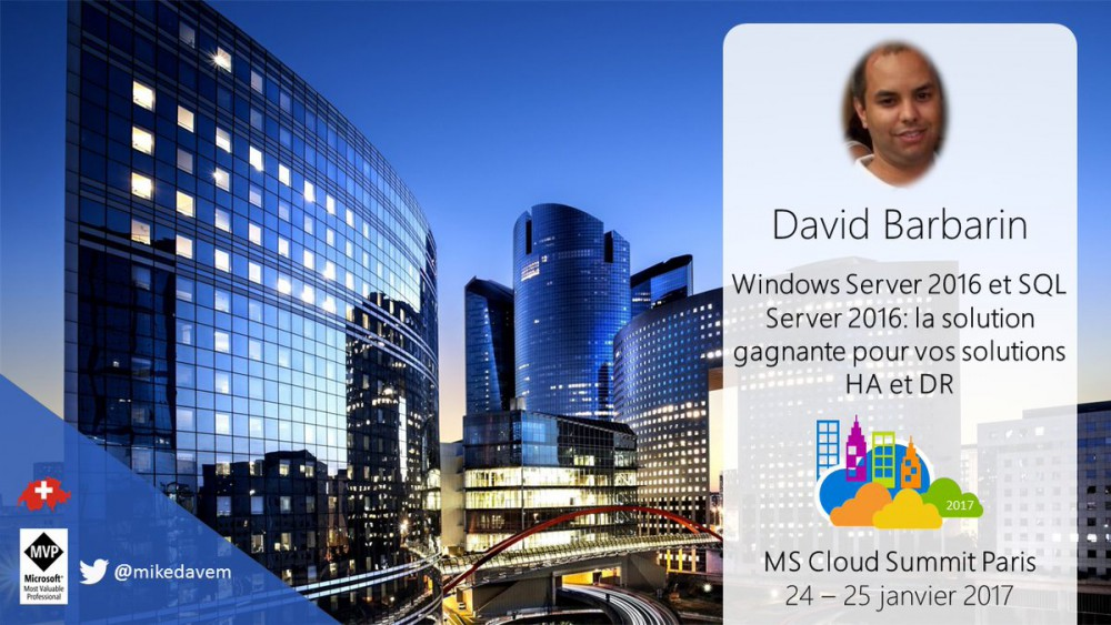 MS Cloud Summit