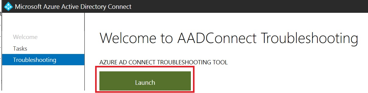 154 - 4 - AD Connect troubleshooting