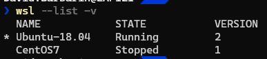 163 - 2 - WSL2 Ubuntu18.04
