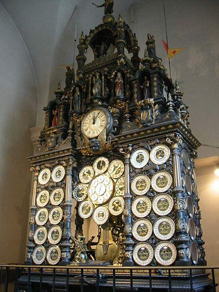 Horloge Astronomique de  Besancon (wikipedia)